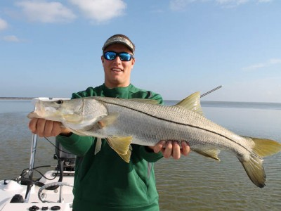 2013 New Year Flamingo Fishing Report!