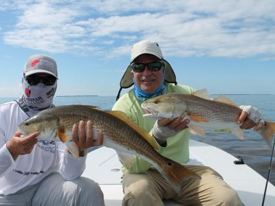 November Flamingo Fishing Report 2013